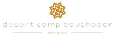 Desert Camp Bouchedor - luxurious suites bedouin tents